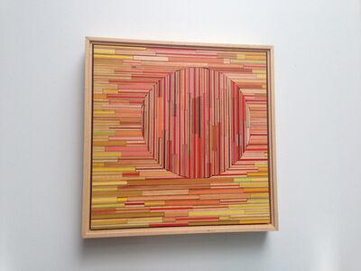 David Poppie, 'In Flames', 2009