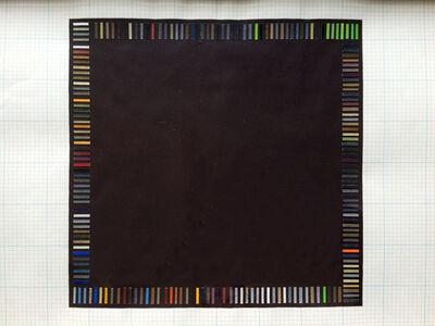Haim Steinbach, 'Bar Arrangement (cut-out) #37', 1973