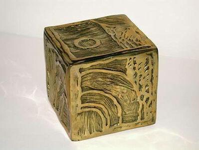 Pierre Alechinsky, 'Cube', 1975