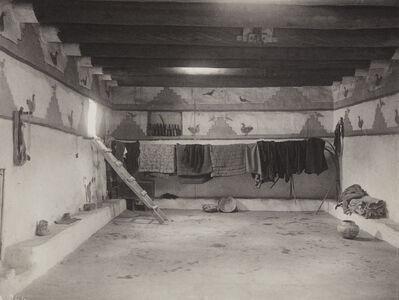 Adam Clark Vroman, 'Zuni Interior', 1899