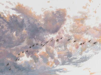 Deborah Poynton, 'Flock', 2019