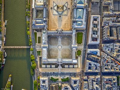 Jeffrey Milstein, 'Louvre 4', 2019