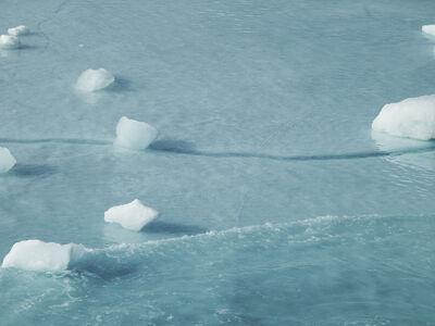 Diane Tuft, 'The North Pole, Arctic Ocean, 90 degrees N, 32 degrees F', 2015