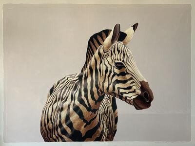 """Santiago Garcia, '""""Zebra""""', 2019"""
