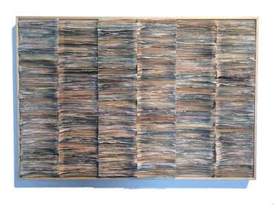 Jessica Drenk, 'Spine (3 panel)', 2013