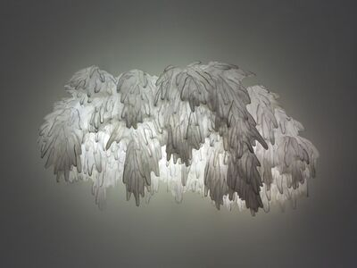 Ayala Serfaty, 'Memory, 2011: Soma light sculpture', 2011