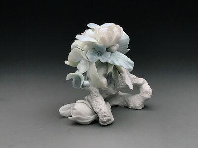 Rain Harris, 'Untitled with Flowers 2', 2019