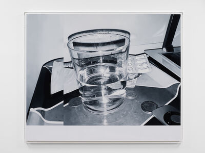 James White, 'The Large Glass 7', 2020