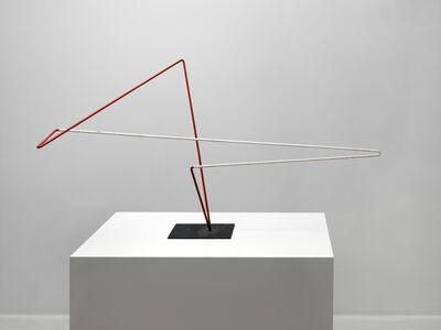 Norbert Kricke, 'Spatial Sculpture (Lightning)', 1954