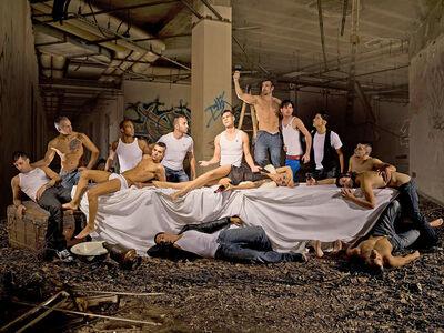 Fernando Bayona, 'Circus Christi: The Last Supper', 2010