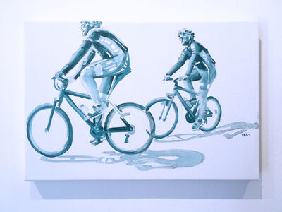 RU8ICON1, 'People On The Move 6', 2019