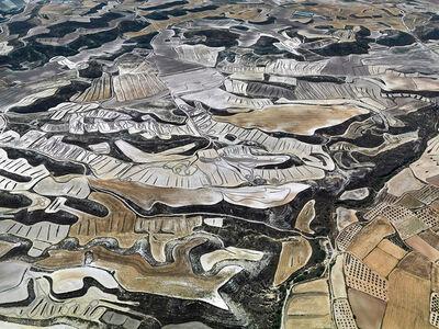Edward Burtynsky, 'Dryland Farming #13, Monegros County, Spain', 2010
