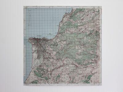 Stéphanie Saadé, 'Nostalgic Geography', 2017