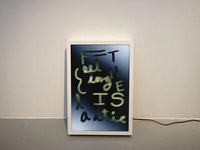 Mike HJ Chang, 'The Feeling is Elastic', 2020