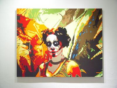 Lore Eckelberry, 'Dia de Los Muertos ', 2014
