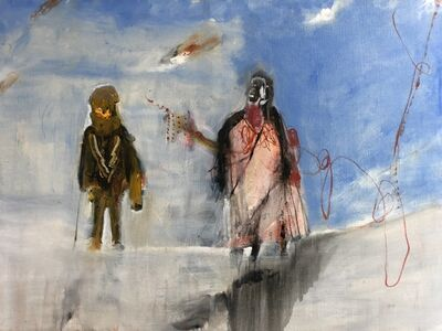 George Raftopoulos, 'Adventurer', 2018