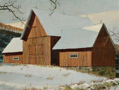 Eric Sloane, 'The Dutch Barn'