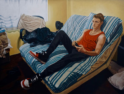 Alex Blas, 'Collin Carter', 2017