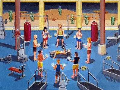 Ralph Pugay, 'Gym Witchcraft', 2011