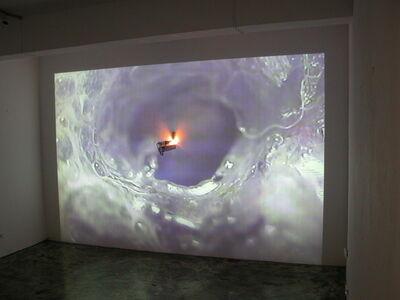 Ya-Lun Tao, 'Consciousness in Vacuum 2', 2003