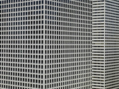 Michael Wolf, 'Transparent City 12', 2007