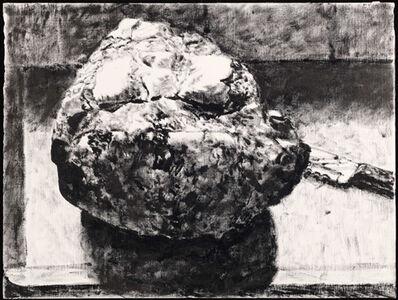 Avigdor Arikha, 'Bread and Knife ', 1973