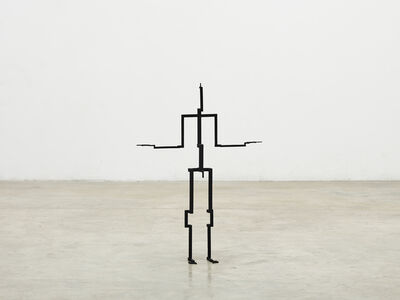 Antony Gormley, 'RECEIVE (1/2 SCALE ROOTER) IV', 2017