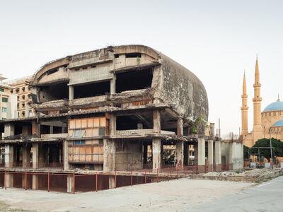 Peter Bialobrzeski, 'Beirut Diary p.14', 2013