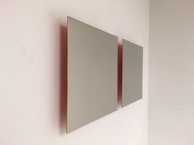 Arno Kortschot, 'Two Squares Reflect (Small)', 2018