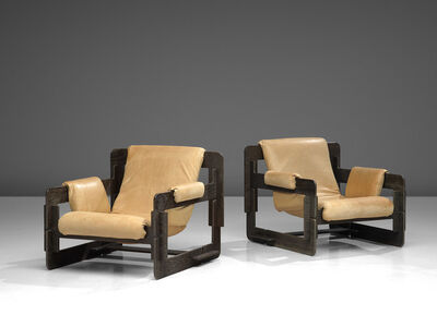 Arne Jacobsen, 'Pair of Lounge Chairs', 1960