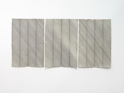Marthe Wéry, 'Dessin', 1975