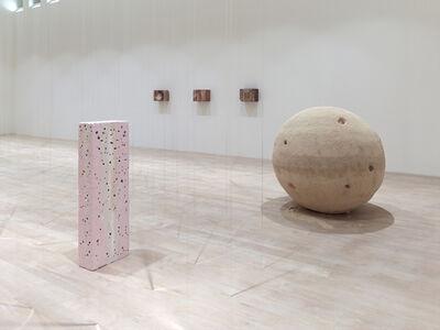 Karla Black, 'Installation view kestnergesellschaft 2013', 2013
