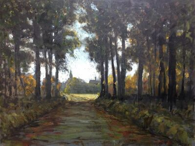 Albert Hadjiganev, 'A la sortie de la forêt'