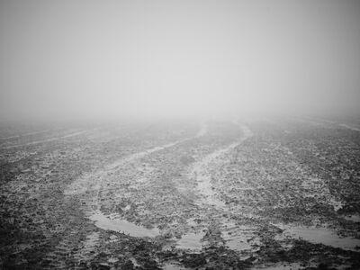 Jon Wyatt, 'Waterlogged fields, Monkton, South Wales', 2011