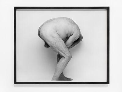 John Coplans, 'Self-Portrait, Crouched', 1990