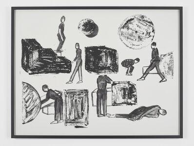 Silke Otto-Knapp, 'An alle Bühnen der Welt', 2018