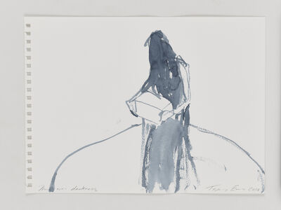 Tracey Emin, 'There was darkness', 20118