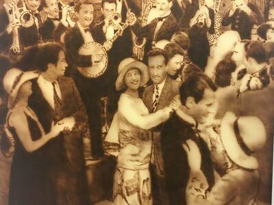 Robert Weil, 'Big Band 1928'