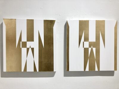 José Ángel Vincench, 'Revolucion con Impuridad II (Revolution of Impurity II)', 2018