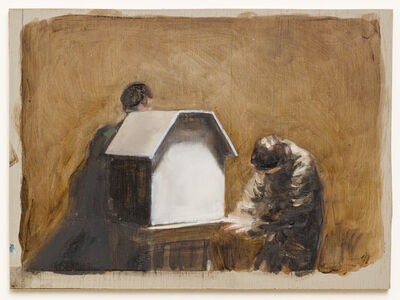 Michaël Borremans, 'The Mother', 2007