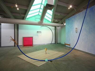 Bonanza, 'they know better (installation view)', 2015