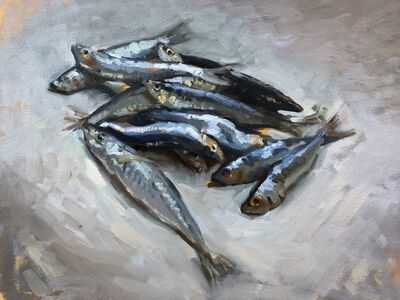 Amy Florence, 'Sardines', 2019