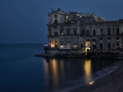 Gail Albert Halaban, 'Palazzo Donn'Anna, Naples, April', 2018