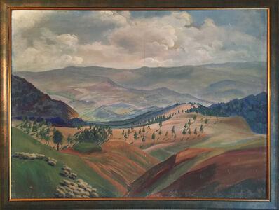 Vasily Shukhaev, 'Mountain Pasture', 1952