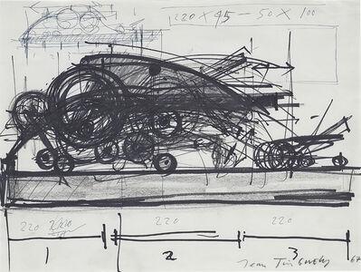 Jean Tinguely, 'Char Nr. 8', 1967