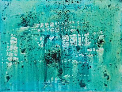 "Christina Mitterhuber, '""Aqua Touch XI""', 2020"
