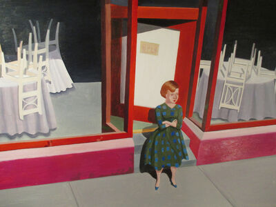 Kathy Osborn, 'Restaurant ', 2018