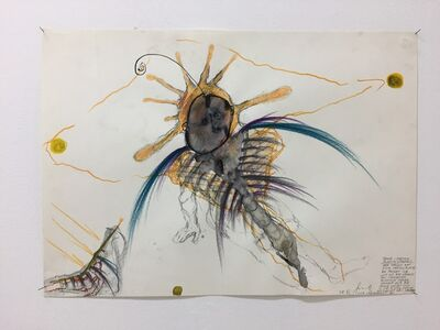 Heinz Frank, 'Untitled', 1972