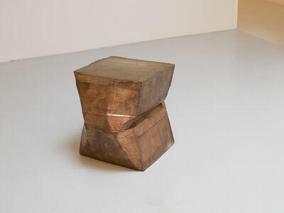 Peter Sandbichler, 'Alte Schachtel #09/3/2017', 2017