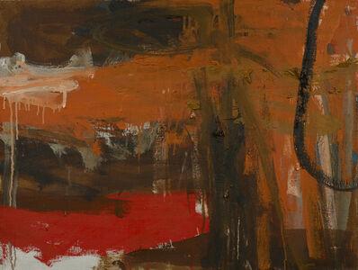 Fritz Bultman, 'Trembling Prairie No. 5', 1959